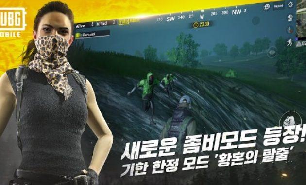 cara top up pubg korea