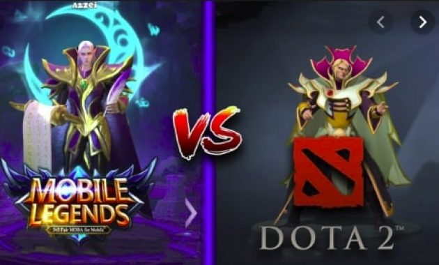dota 2 vs mobile legends, alasan mobile legends lebih populer