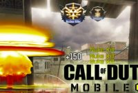 Senjata nuklir cod mobile