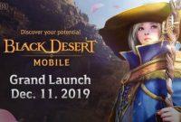 Tanggal rilis Black Desert Mobile