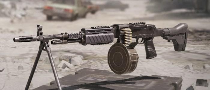 RPD Machine Gun COD Mobile, Senjata Keren Cod Mobile