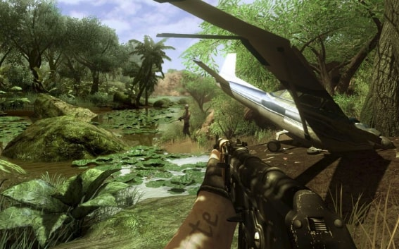 Far Cry 2 - Game open world pc ringan