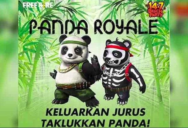 Nama Panda Ff Keren Untuk Kamu Namanya Mantap2 Gamerlap