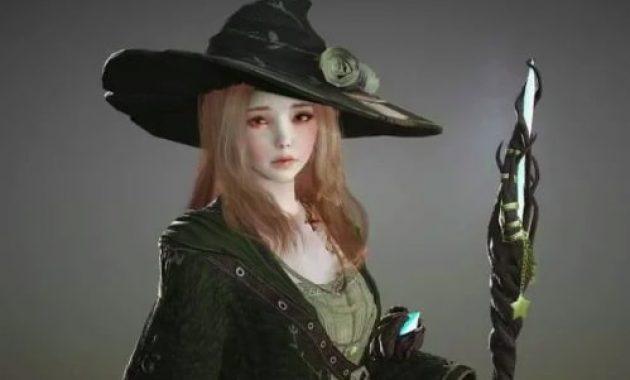Witch - class black desert