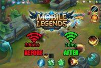 Anti Lag Mobile Legends