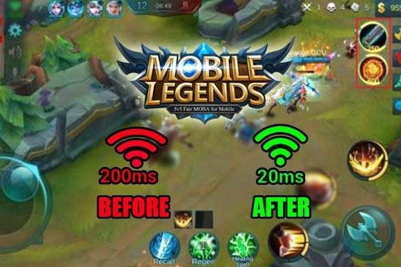 Aplikasi Anti Lag Mobile Legends Tebaru 2020 Patut Dicoba Gamerlap