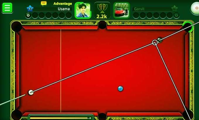 Cara cheat 8 ball pool