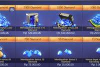 cara kirim diamond mobile legends