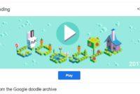 google doodle paling seru