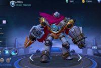 imls skin mobile legends terbaru patch atlas