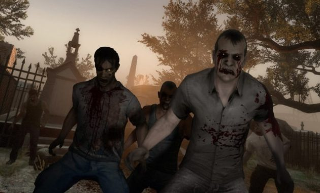 Game Survival PC Ringan - Left 4 Dead 2