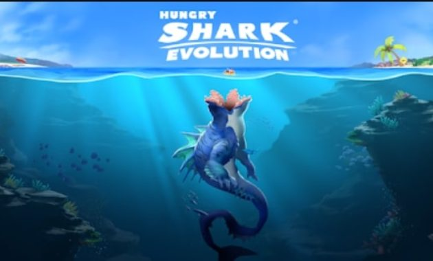 Cara Cheat Hungry Shark Evolution 2020