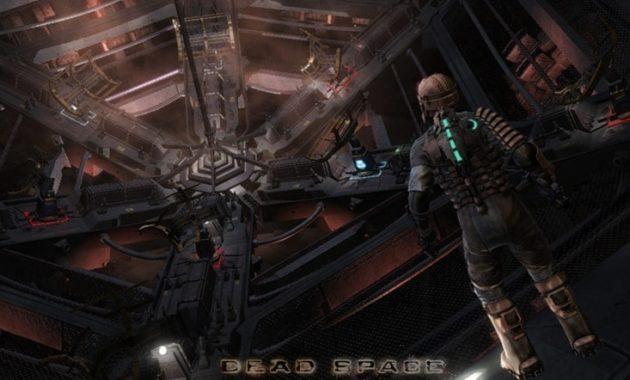 Game Survival PC Ringan - Dead Space