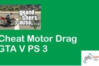 cheat gta 5 ps3 motor drag
