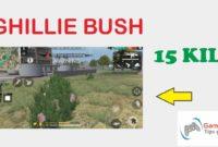 ghillie bush kill 15 enemy ff artinya