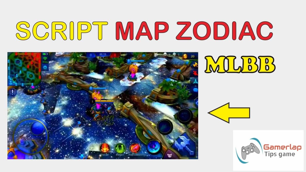 map zodiac mobile legends