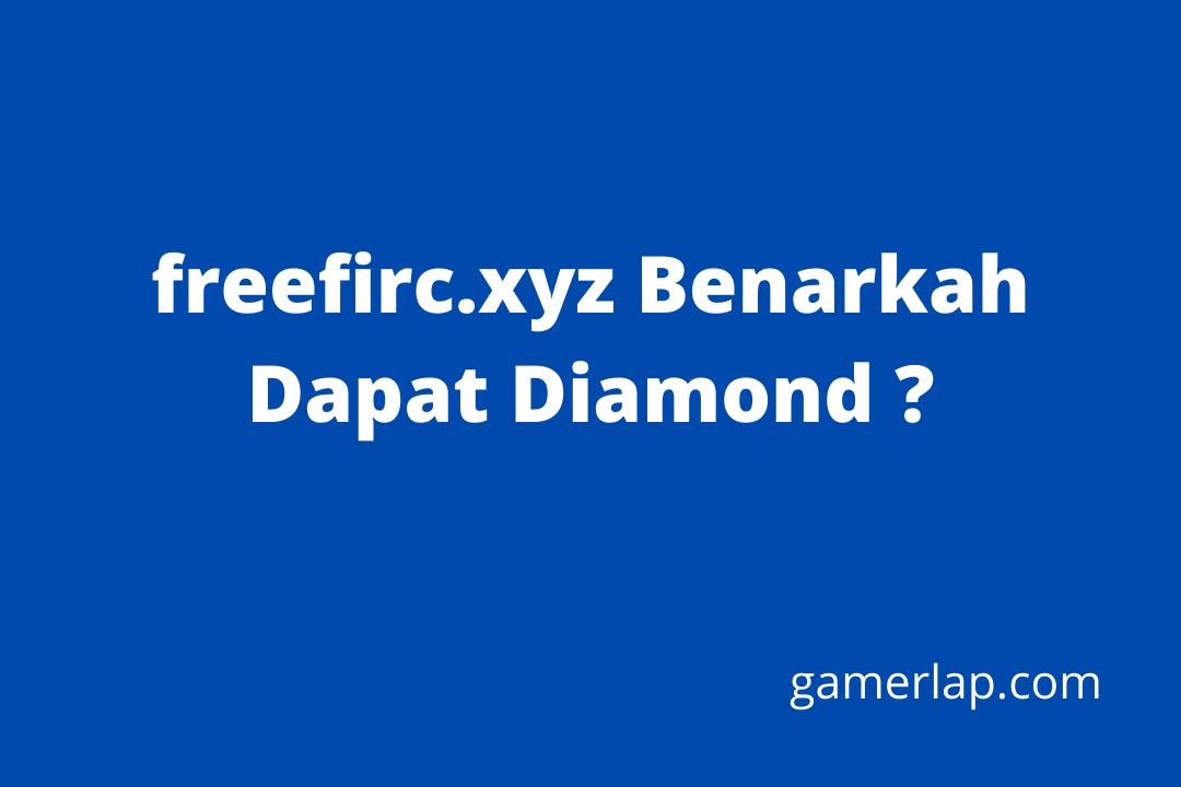 free firc.xyz Benarkah Dapat Diamond