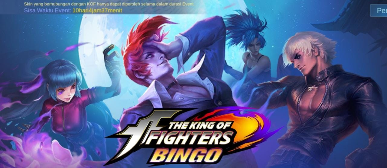 negara event kof ml